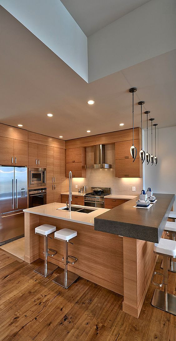Best ideas about Pinterest Kitchen Decorating . Save or Pin 31 Creative Small Kitchen Design Ideas Now.