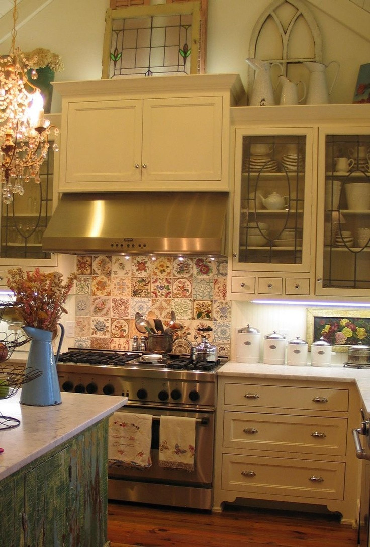 Best ideas about Pinterest Kitchen Decorating . Save or Pin decor above cabinets Kitchen Pinterest Now.