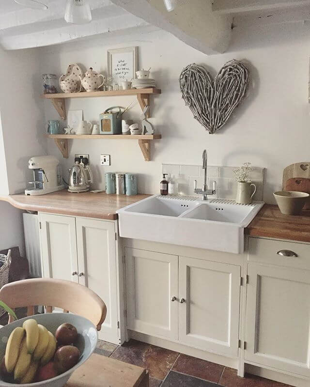 Best ideas about Pinterest Kitchen Decorating . Save or Pin 20 Mind Blowing Gray Kitchen Cabinets Design Ideas CueThat Now.