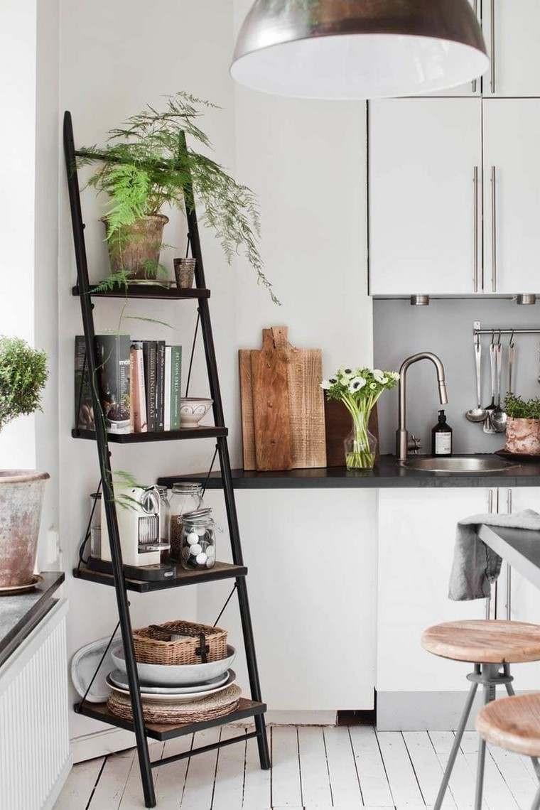 Best ideas about Pinterest Kitchen Decorating . Save or Pin Aménagement intérieur de petit appartement en 31 photos Now.