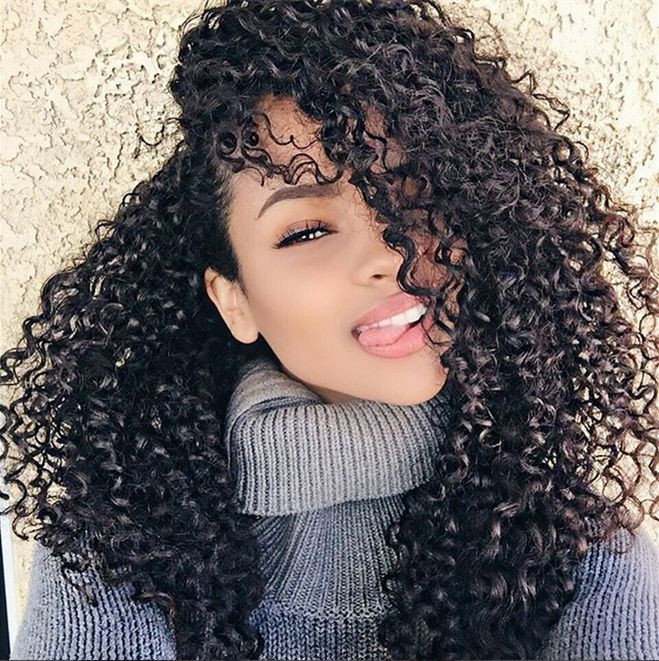 Best ideas about Pinterest Natural Hairstyles . Save or Pin 193 best images about ♠Natural Curly Hair♠ on Pinterest Now.