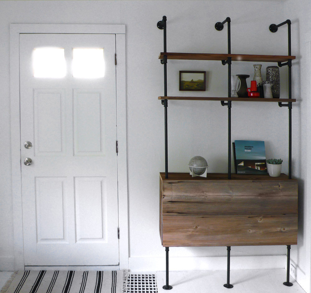 Best ideas about Pipe Shelves DIY . Save or Pin 25 Wonderful Things You Can Make With Pipe Now.