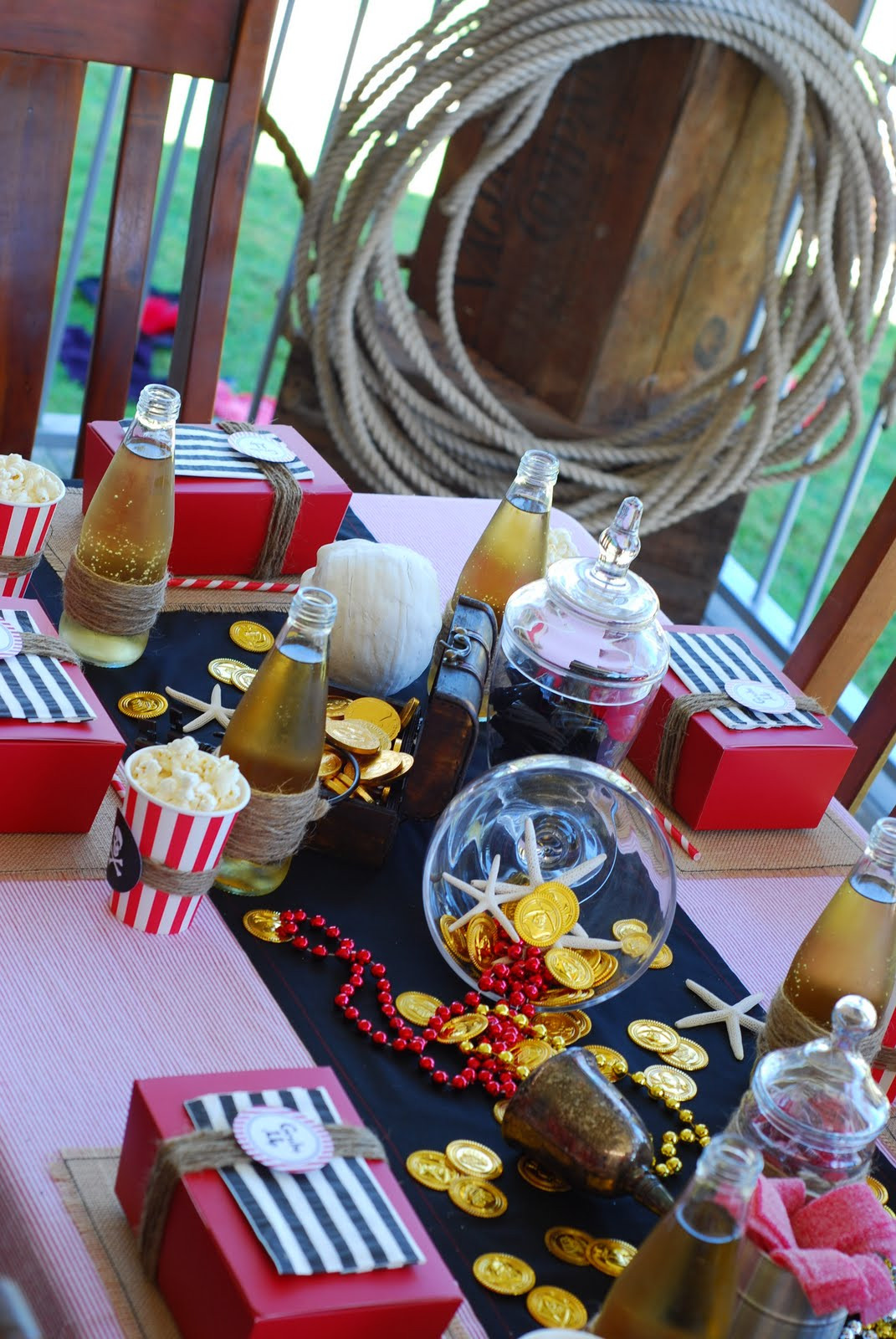 Best ideas about Pirate Birthday Party . Save or Pin Kara s Party Ideas Captain Hook Pirate Party Now.