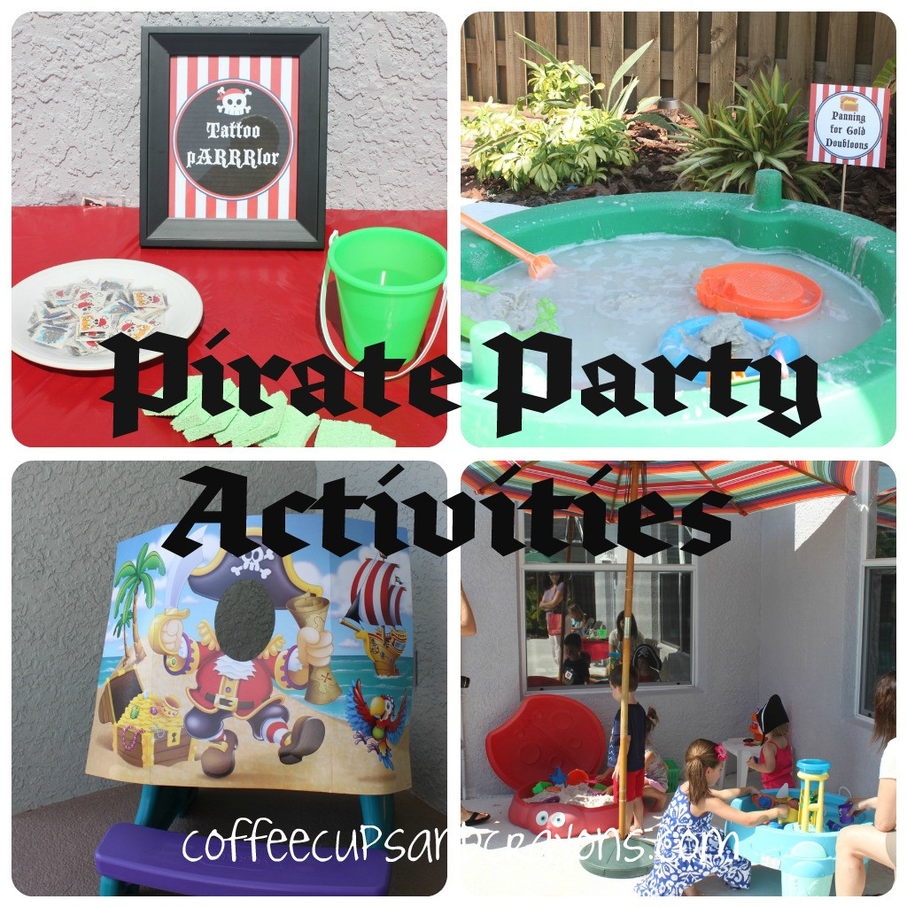Best ideas about Pirate Birthday Party . Save or Pin Pirate Party Ideas Now.