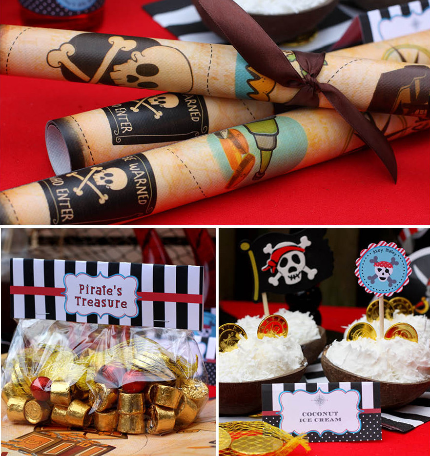 Best ideas about Pirate Birthday Party . Save or Pin Pirates of the Caribbean Birthday Party Now.