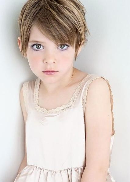 Best ideas about Pixie Haircuts For Kids . Save or Pin 20 of Kids Pixie Haircuts Now.