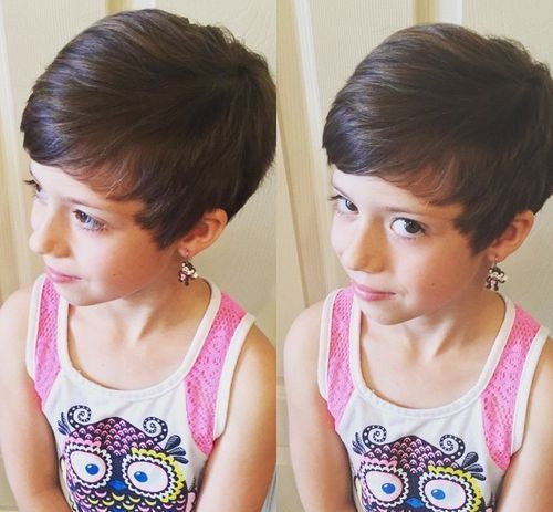 Best ideas about Pixie Haircuts For Kids . Save or Pin 50 Cute Haircuts for Girls to Put You on Center Stage Now.