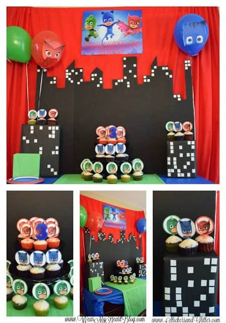 Best ideas about Pj Masks Birthday Decor . Save or Pin 13 PJ Masks birthday party ideas that will make your party Now.
