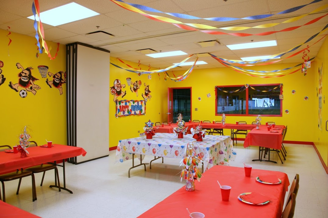 Best ideas about Places To Go For Birthday Party . Save or Pin Indoor Birthday Parties Naperville IL Now.