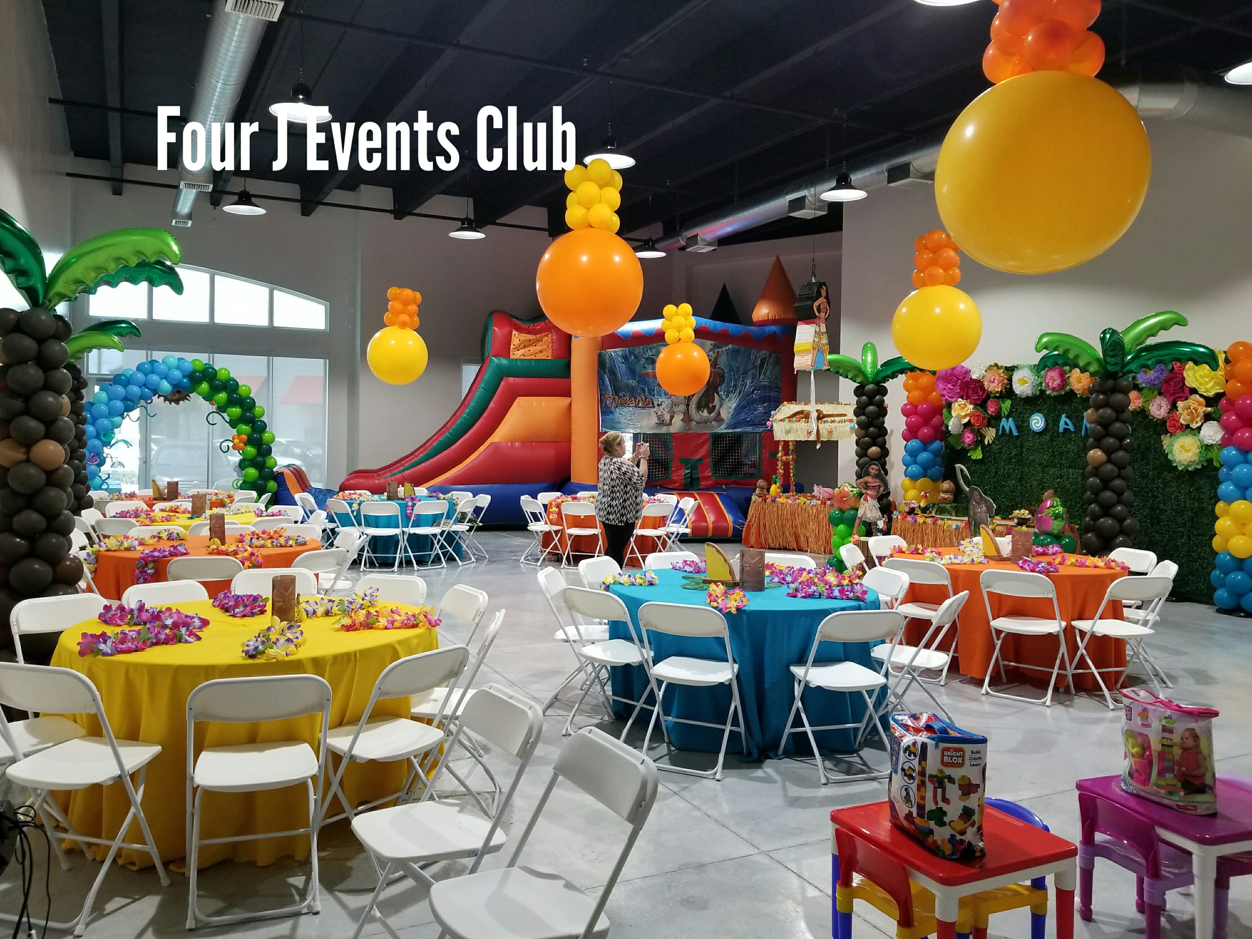 Best ideas about Places To Go For Birthday Party . Save or Pin Indoor Kids Party Places in Miami Now.