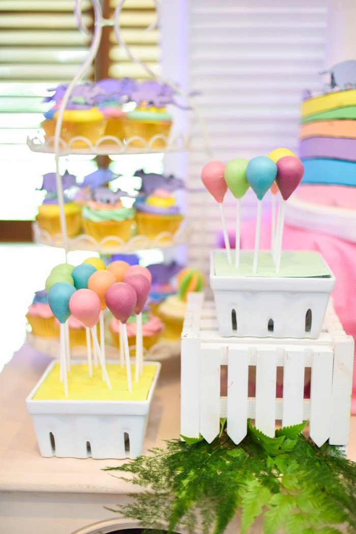 "Best ideas about Places To Go For Birthday Party . Save or Pin Kara s Party Ideas ""Oh the Places You ll Go"" Dr Seuss Now."