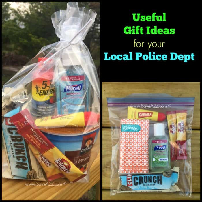 Best ideas about Police Gift Ideas . Save or Pin Small Appreciation Gift Ideas for your Local Police Now.