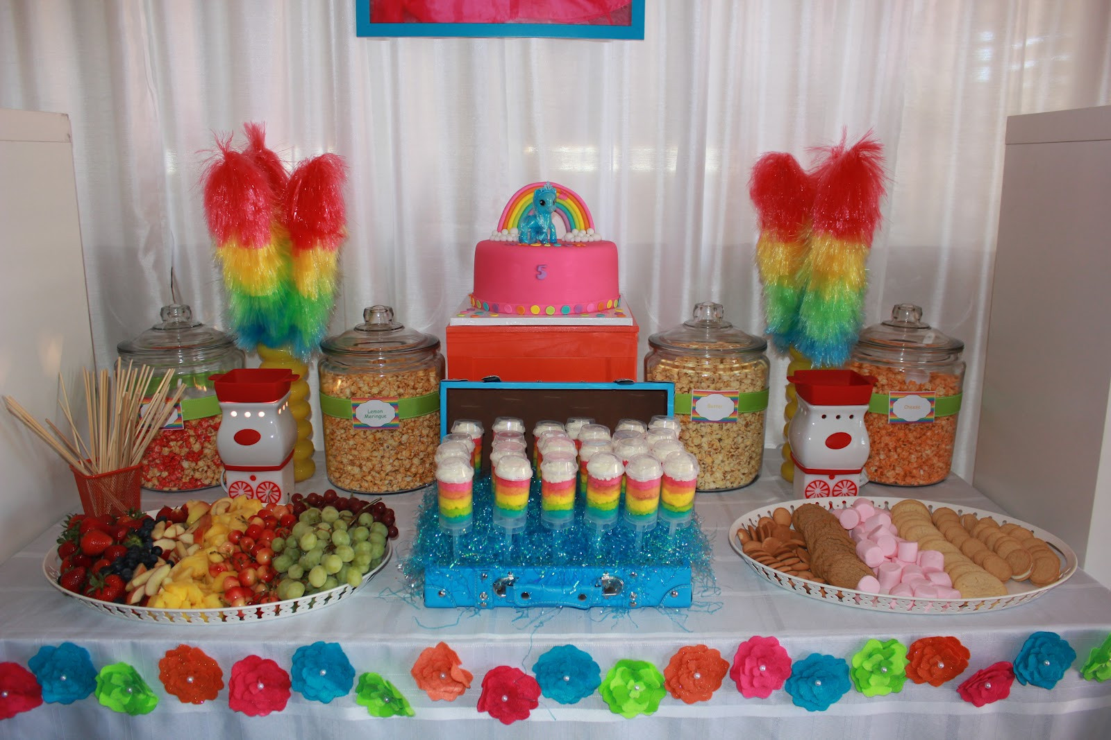 Best ideas about Ponies Birthday Party . Save or Pin Maddycakes Muse My Little Pony Birthday Party Now.
