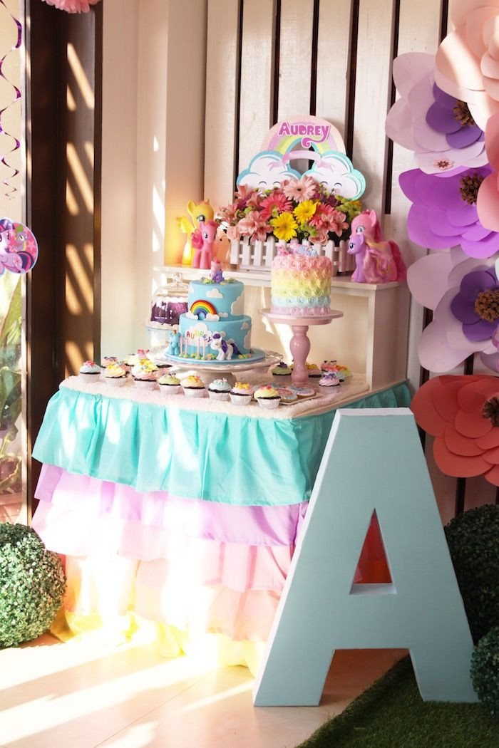 Best ideas about Ponies Birthday Party . Save or Pin 17 Best images about My Little Pony Party Ideas on Kara s Now.
