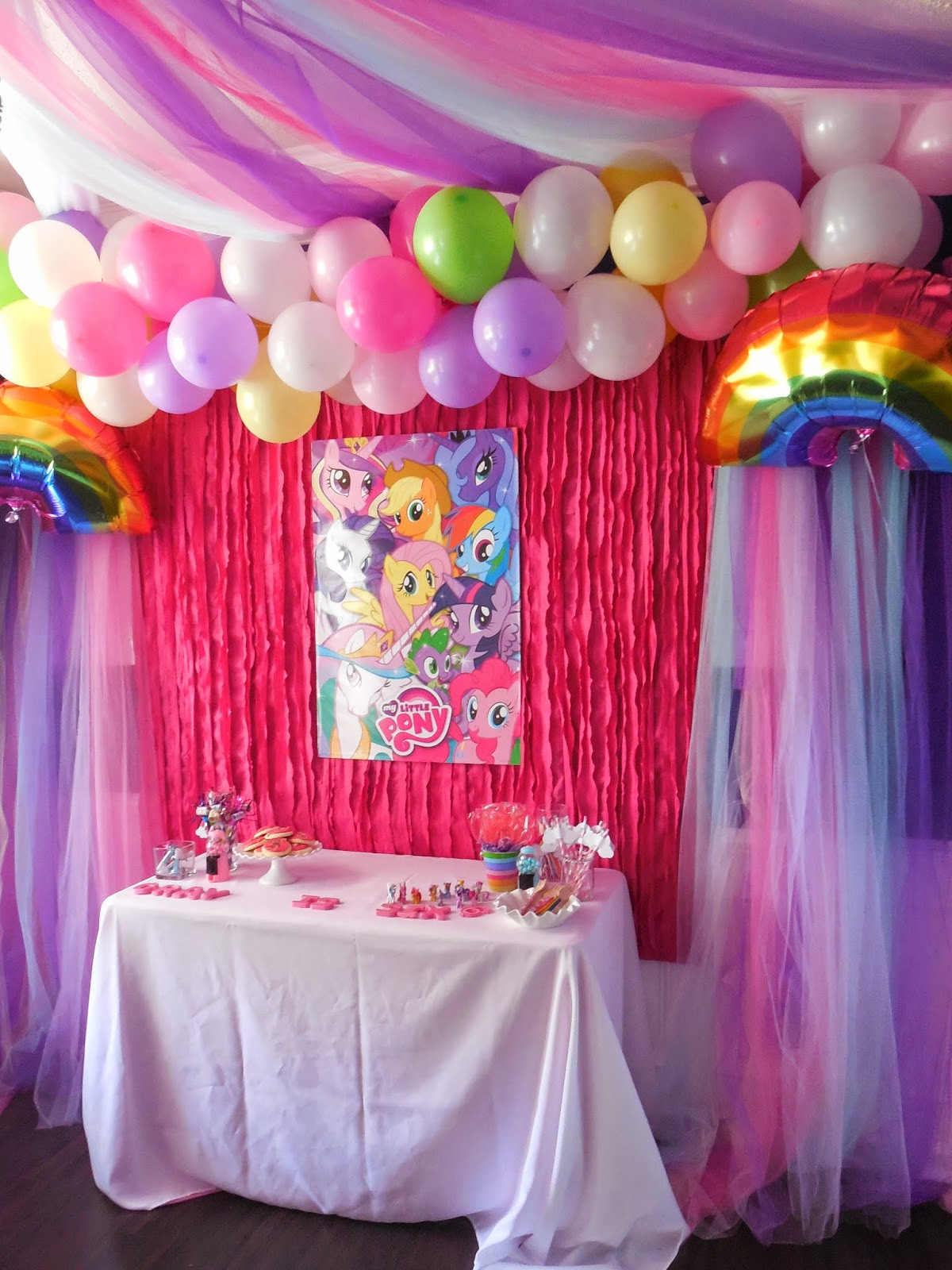 Best ideas about Ponies Birthday Party . Save or Pin My little pony party Now.