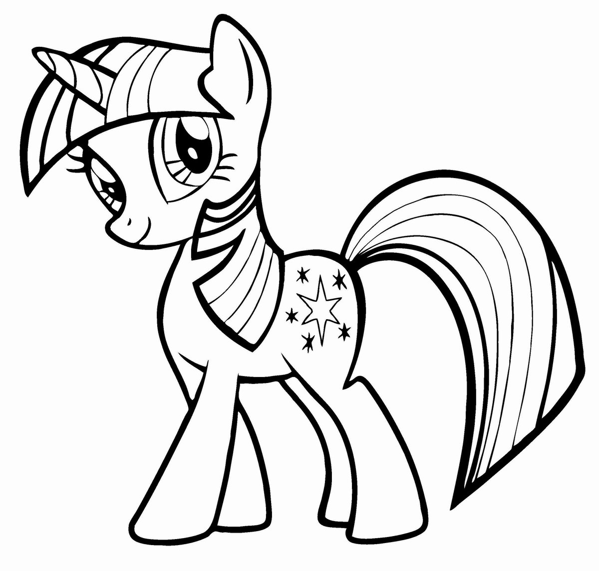 Best ideas about Pony Printable Coloring Pages . Save or Pin My Little Pony Coloring Pages Now.