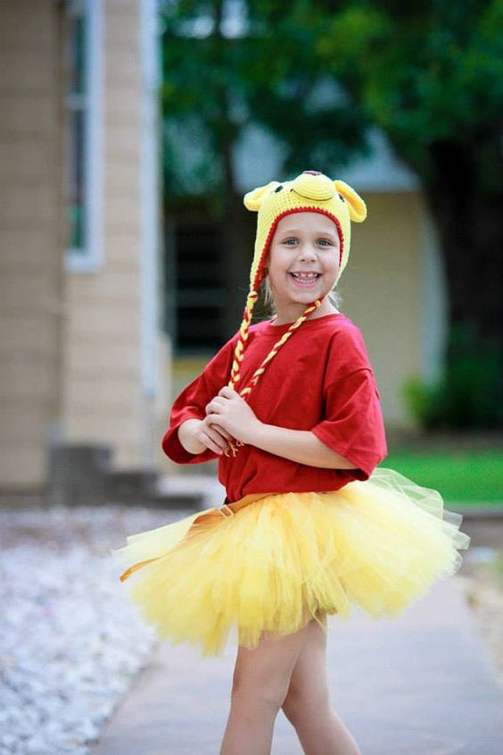 Best ideas about Pooh Bear Costume DIY . Save or Pin Red shirt Winnie the pooh and Tutus on Pinterest Now.
