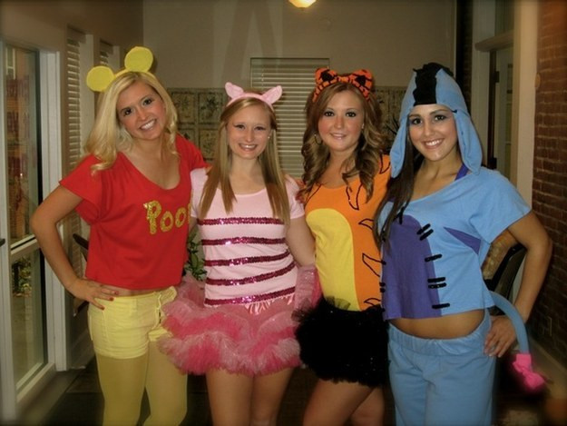 Best ideas about Pooh Bear Costume DIY . Save or Pin 32 Amazing DIY Costumes That Prove Halloween Is Actually Now.