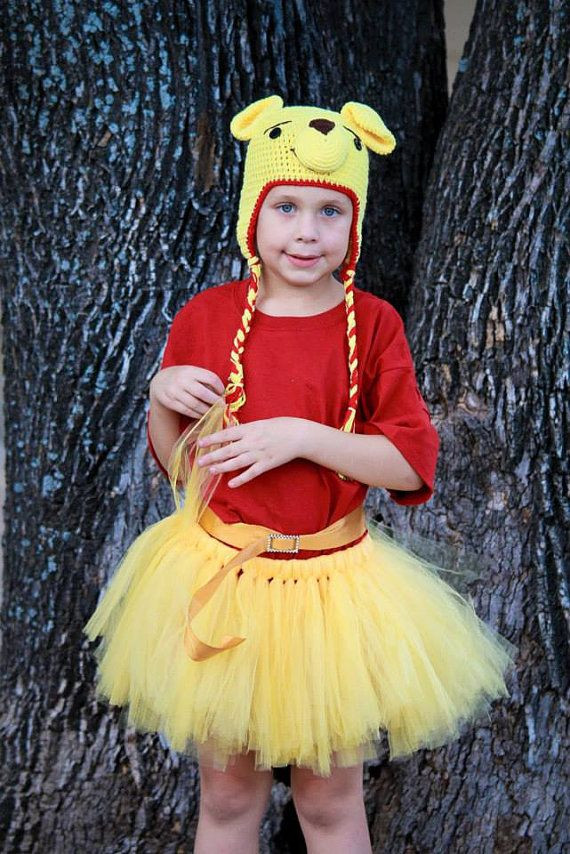 Best ideas about Pooh Bear Costume DIY . Save or Pin 14 best Winnie the Pooh costume ideas images on Pinterest Now.