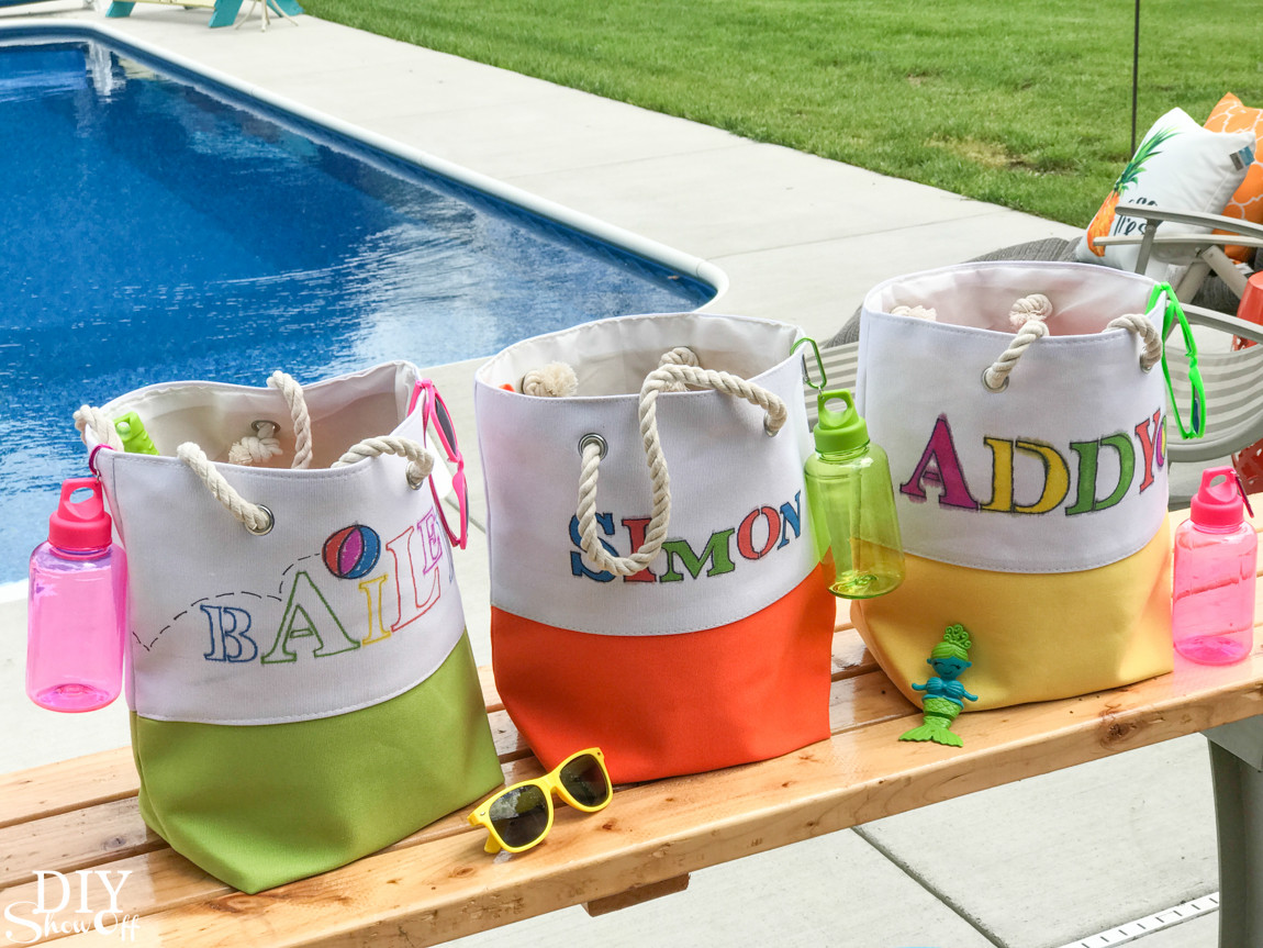 Best ideas about Pool Gift Ideas . Save or Pin DIY Holiday and Seasonal Ideas and TutorialsDIY Show f Now.