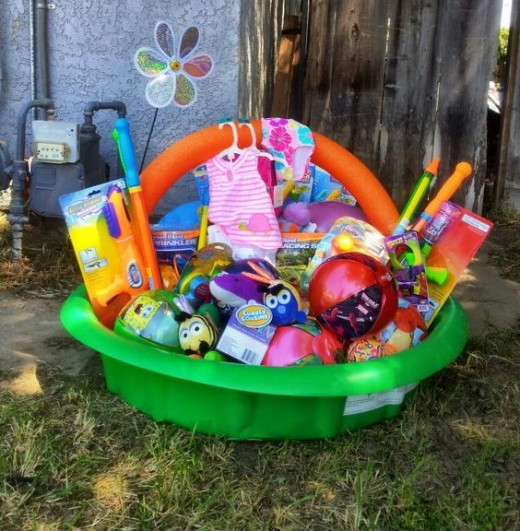 Best ideas about Pool Gift Ideas . Save or Pin DIY Easter Baskets & Gifts for Teens Now.