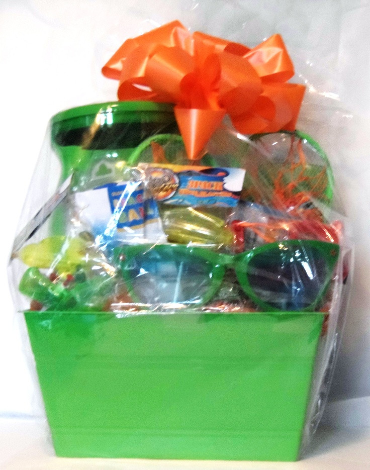 Best ideas about Pool Gift Ideas . Save or Pin Cool Pool Gift Basket Craft Ideas Now.