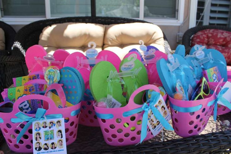 Best ideas about Pool Gift Ideas . Save or Pin 25 best ideas about Teen Beach Party on Pinterest Now.