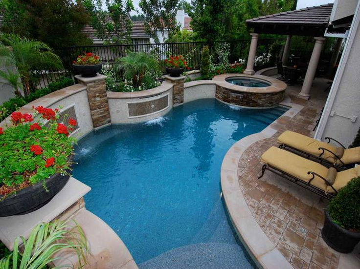 Best ideas about Pools For Small Backyard . Save or Pin 25 Sober Small Pool Ideas For Your Backyard Now.