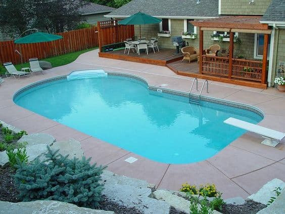 Best ideas about Pools For Small Backyard . Save or Pin 19 Swimming Pool Ideas For A Small Backyard Now.