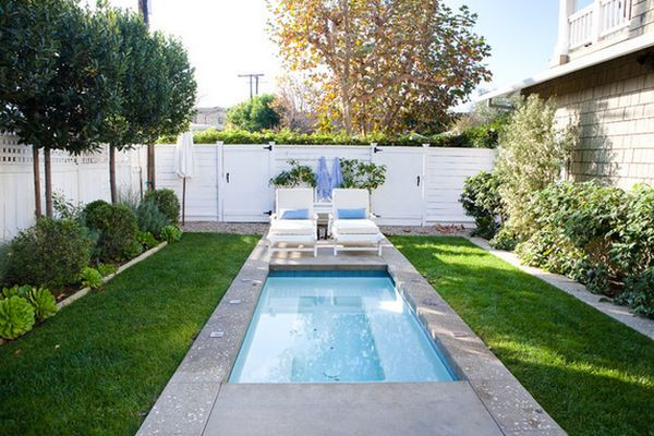 Best ideas about Pools For Small Backyard . Save or Pin Spruce Up Your Small Backyard With A Swimming Pool – 19 Now.