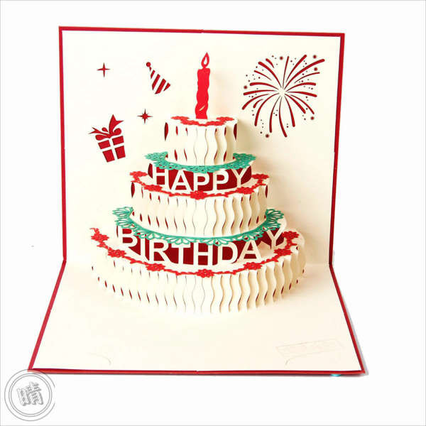Best ideas about Pop Up Birthday Card Template . Save or Pin Greeting Card Templates Now.