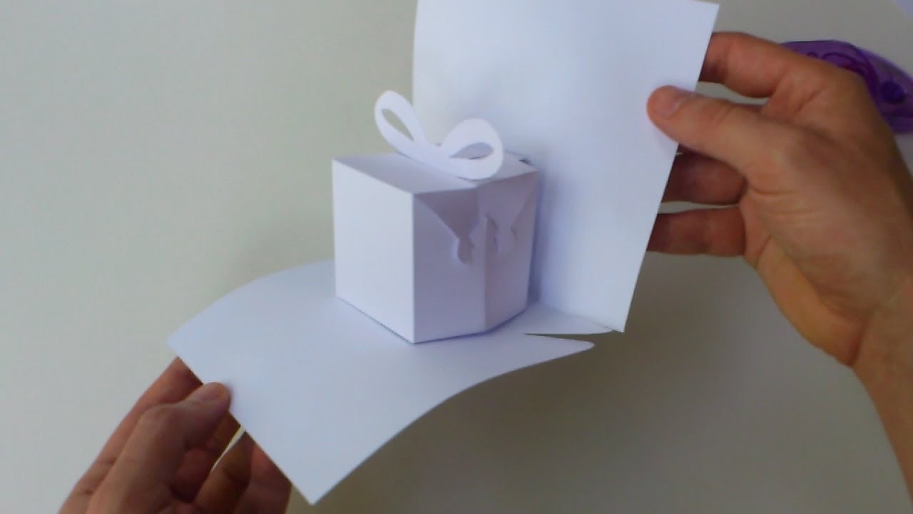 Best ideas about Pop Up Birthday Card Template . Save or Pin Instructions Blank manual cutting template for Birthday Now.