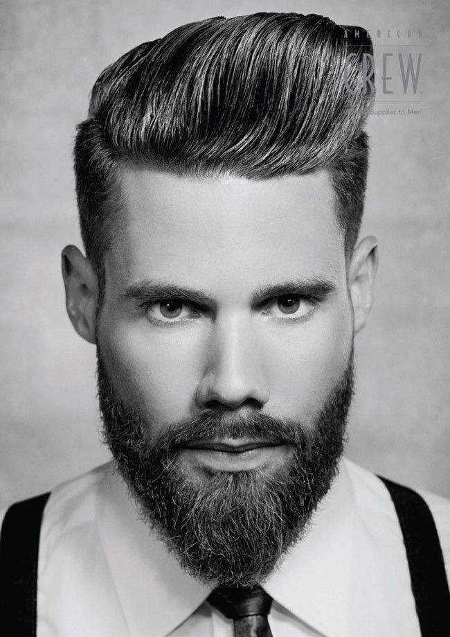 Best ideas about Popular Male Hairstyle . Save or Pin 30 Beard Hairstyles For Men To Try This Year Feed Now.