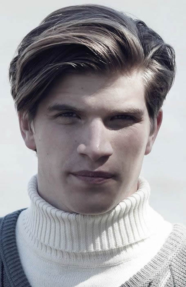 Best ideas about Popular Male Hairstyle . Save or Pin 32 cortes de cabelo masculino topete El Hombre Now.