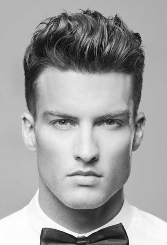 Best ideas about Popular Male Hairstyle . Save or Pin frisyr guide till killar Now.