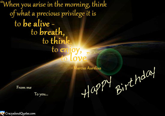 Best ideas about Positive Birthday Quotes . Save or Pin Inspirational Birthday Quotes For Women QuotesGram Now.