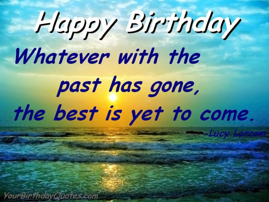 Best ideas about Positive Birthday Quotes . Save or Pin Status Happy Birthday Quotes Greetings Status Now.