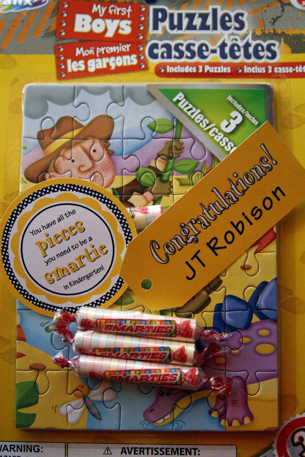 Best ideas about Pre K Graduation Gift Ideas . Save or Pin Paper Perfection Preschool Graduation Gift Now.
