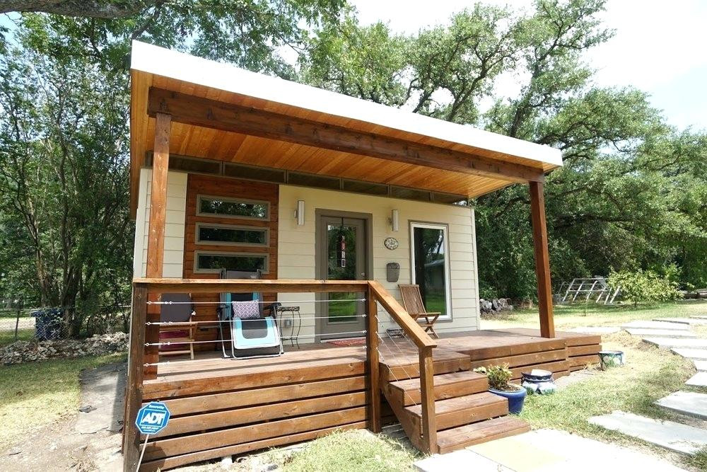 Best ideas about Prefab Backyard Guest House . Save or Pin Sources For Midcentury Modern Sheds Prefab Diy Kits And Now.