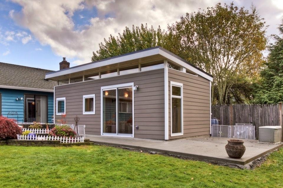 Best ideas about Prefab Backyard Guest House . Save or Pin Prefab Guest House With Bathroom Delonho Backyard Back Now.