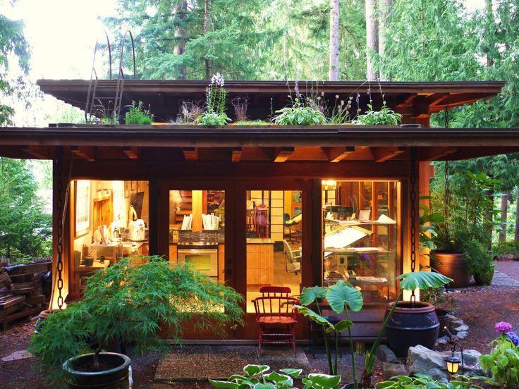 Best ideas about Prefab Backyard Guest House . Save or Pin 25 best ideas about Backyard Guest Houses on Pinterest Now.