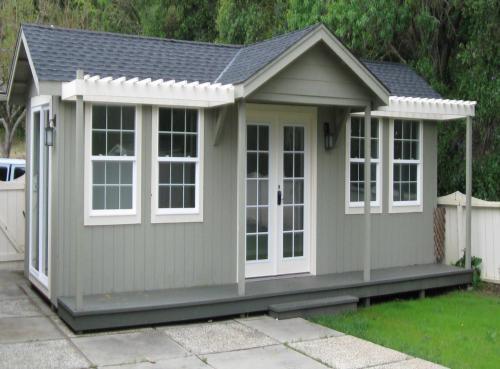 Best ideas about Prefab Backyard Guest House . Save or Pin Prefab Backyard Guest House View Specifications Now.