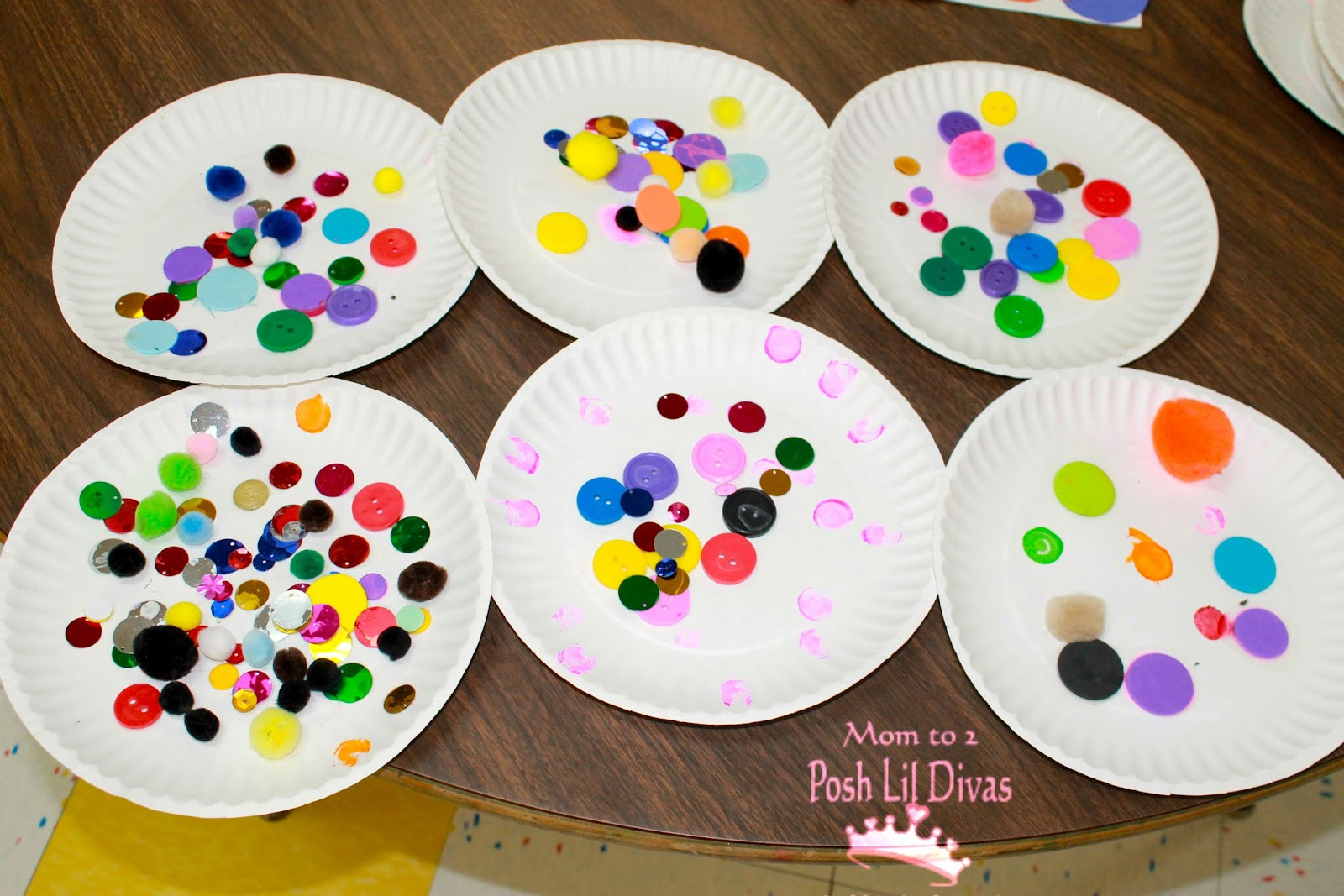 Best ideas about Preschool Art Projects . Save or Pin They distinguished between circles vs squares Now.