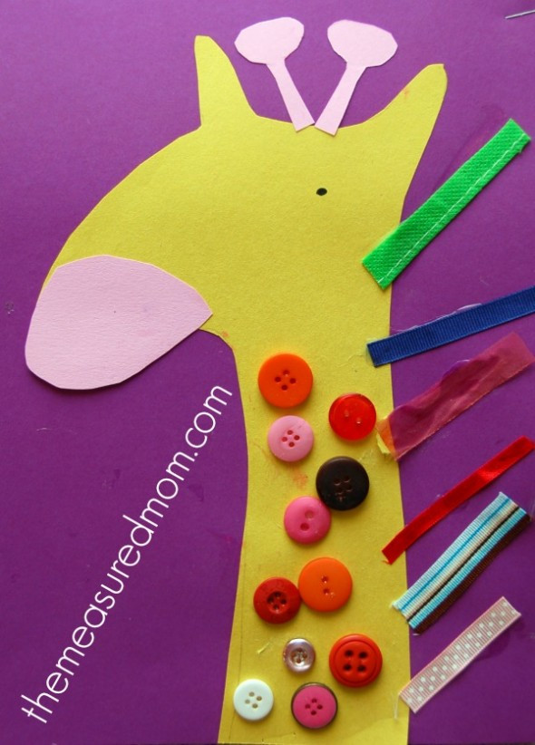Best ideas about Preschool Arts And Craft . Save or Pin Simple Letter G Crafts for Toddlers and Preschoolers The Now.