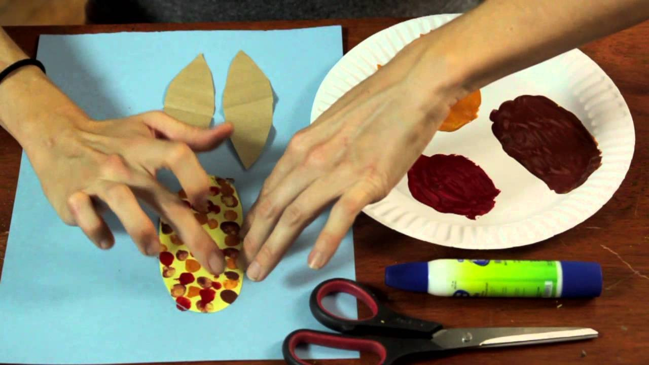 Best ideas about Preschool Arts And Craft . Save or Pin Thanksgiving Arts & Crafts Activities for Preschool Aged Now.