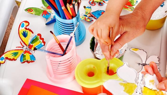 Best ideas about Preschool Arts And Craft . Save or Pin 12 Easy Tips for Accessible Preschool Arts & Crafts for Now.