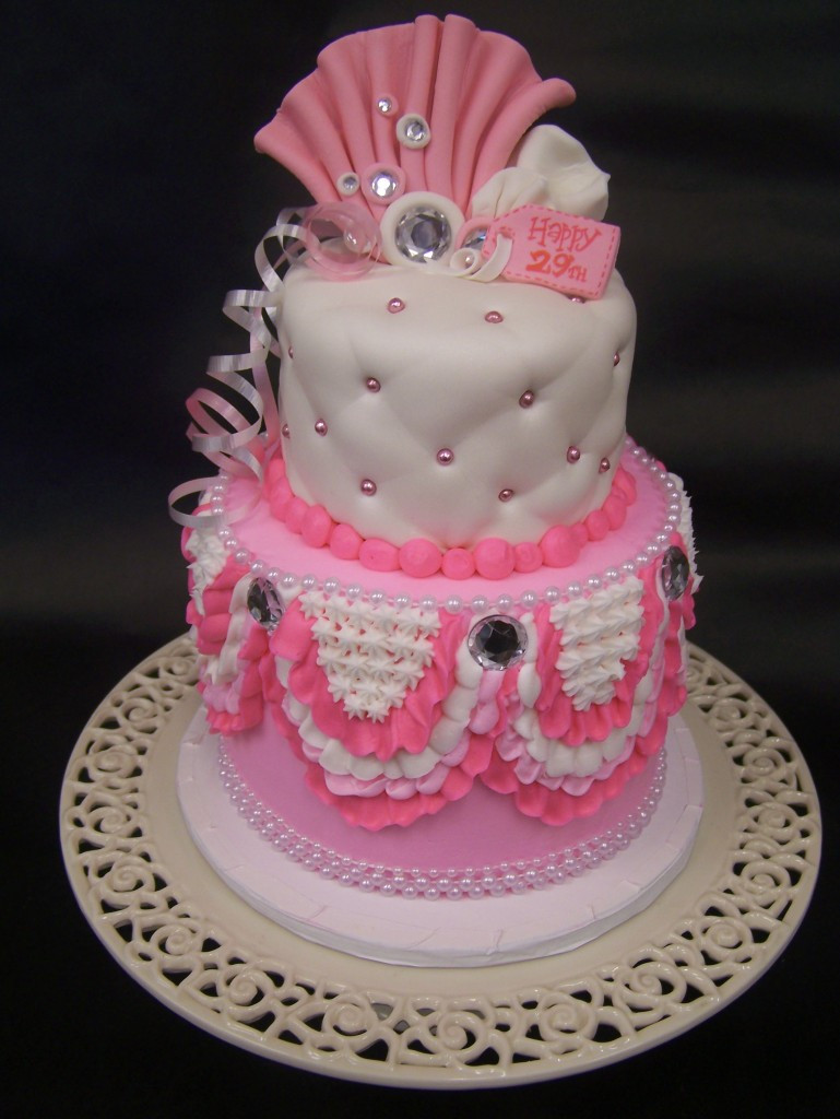 Best ideas about Princes Birthday Cake . Save or Pin Princess birthday cake le Bakery Sensual Now.