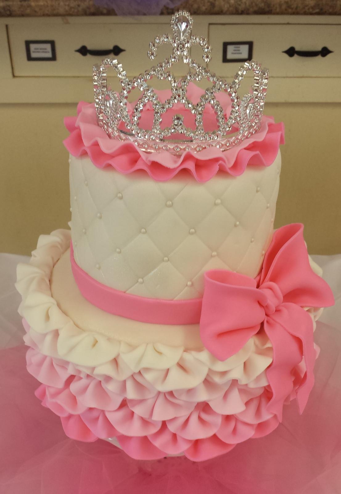 Best ideas about Princes Birthday Cake . Save or Pin Cake Blog Princess Cake Tutorial Now.
