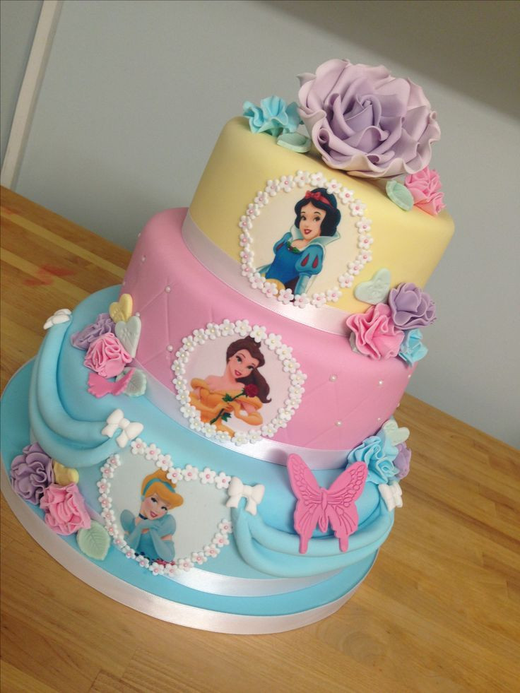 Best ideas about Princes Birthday Cake . Save or Pin Best 20 Disney princess cakes ideas on Pinterest Now.