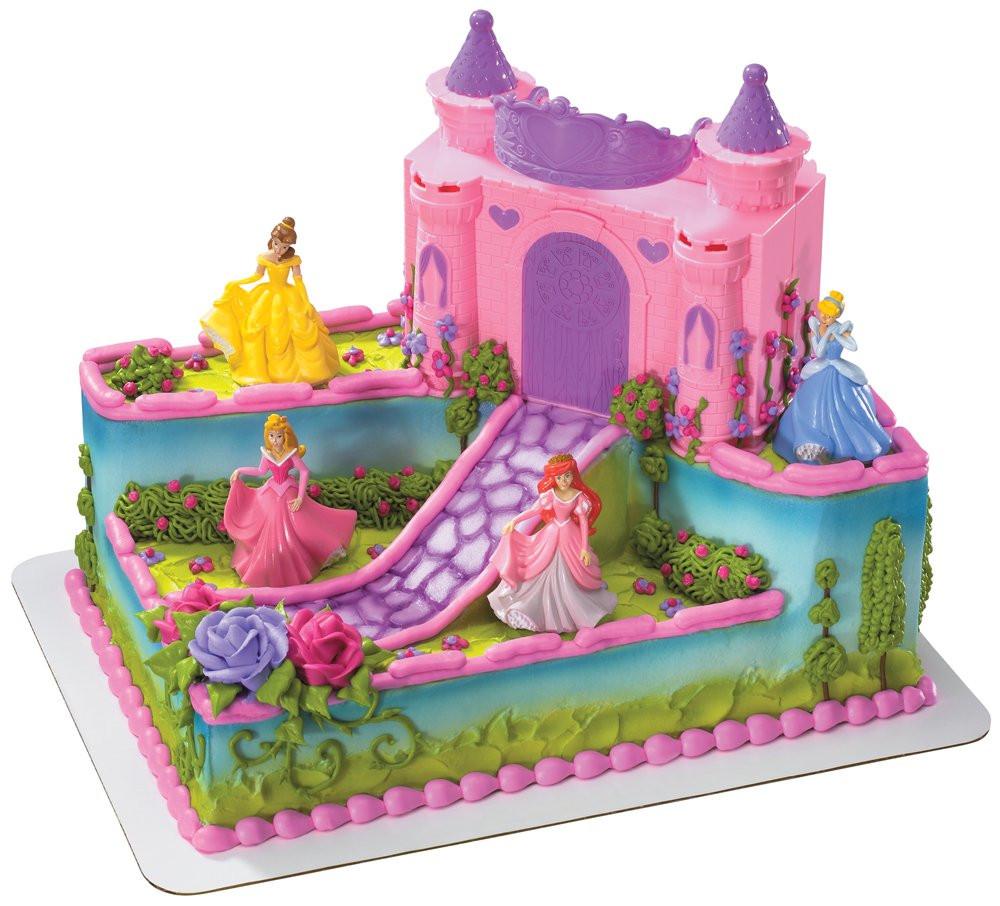 Best ideas about Princes Birthday Cake . Save or Pin Disney Princess Cake and Cupcake Ideas Now.